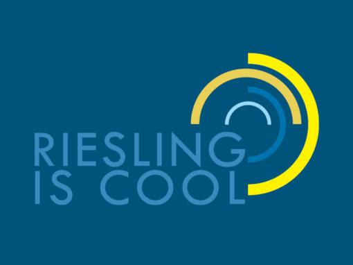 Identité visuelle et logo Riesling is Cool