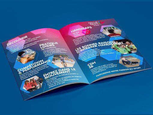 Brochure Handisport