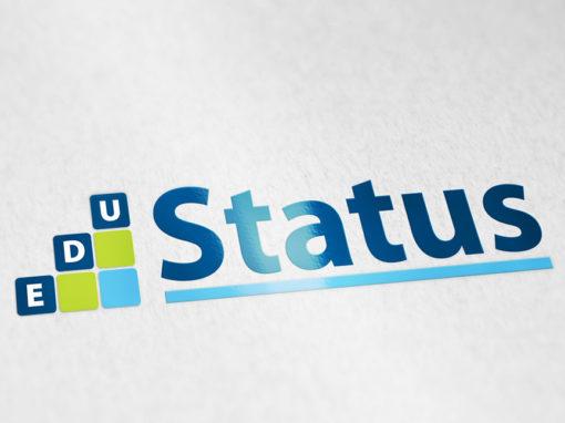 Logo et charte graphique Edu Status