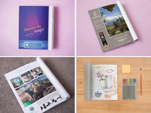Publicités et campagnes d'affichage variées